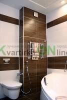 дизайн ванной комнаты в малогабаритных квартирах фото